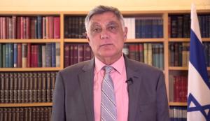 İsrail'in Mısır Büyükelçisi Haim Koren